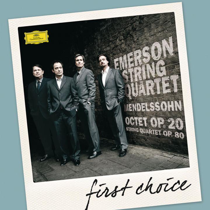 Mendelssohn: Octet, Op.20; String Quartet, Op.80