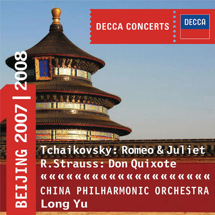 Tchaikovsky: Romeo & Juliet/Strauss: Don Quixote
