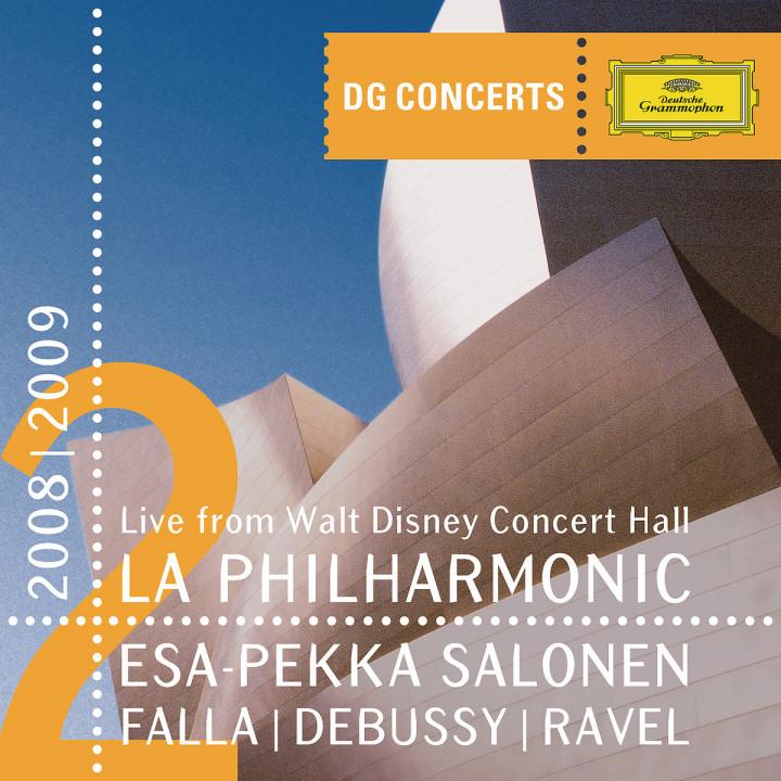 Falla / Debussy / Ravel