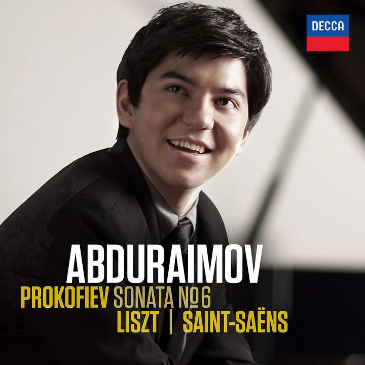 Prokofiev: Sonata No.6 / Liszt, Saint-Saëns