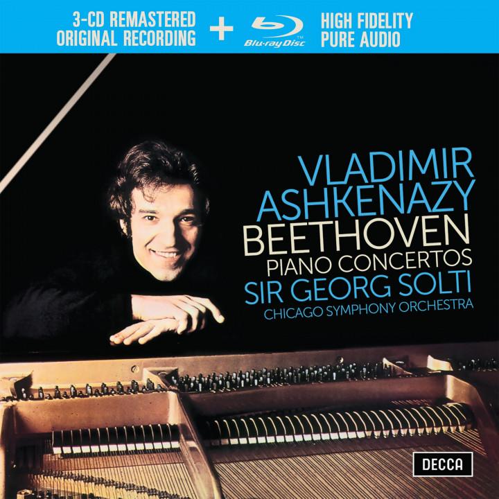 Beethoven: The Piano Concertos (Ltd. Edt.)