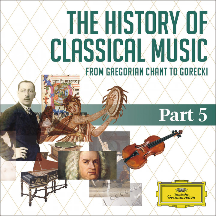 The History Of Classical Music - Part 5 - From Sibelius To Górecki