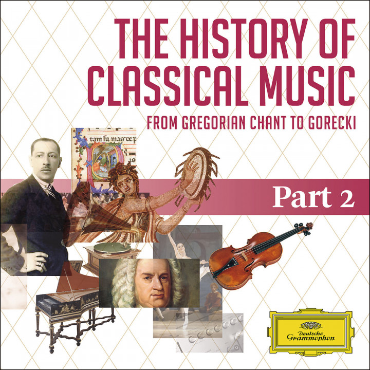 The History Of Classical Music - Part 2 - From Haydn To Paganini