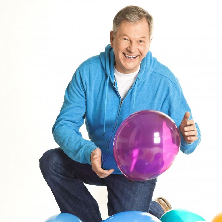 Reinhard Horn Ballon