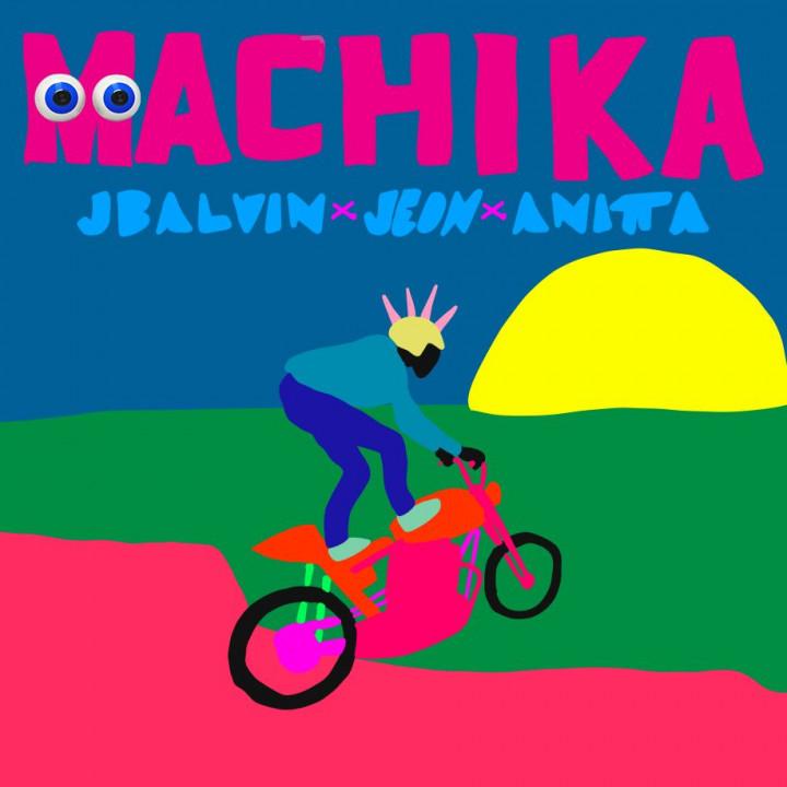 Machika Cover