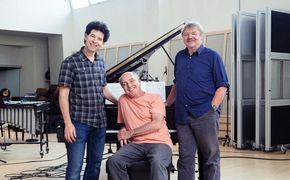 ECM Sounds, John Surman, Nelson Ayres & Rob Waring - transatlantisches Traum-Trio