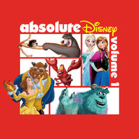 Disney, Absolute Disney: Volume 1, 00050087384685