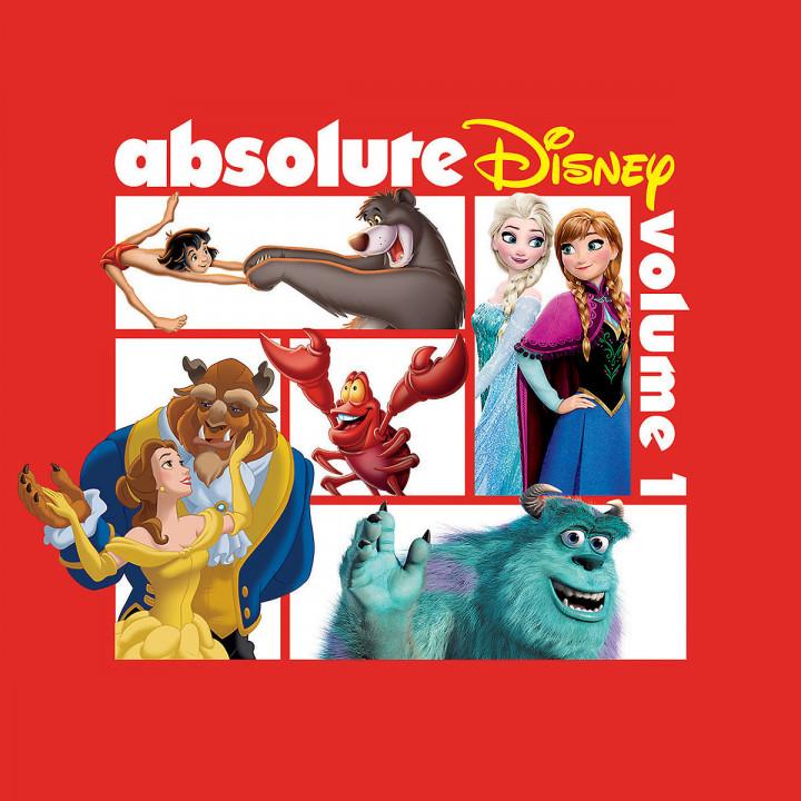 Absolute Disney: Volume 1