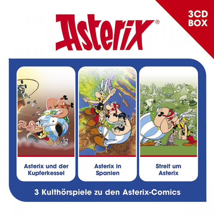 Asterix - Hörspielbox, Vol. 5