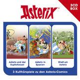 Asterix, Asterix – 3-CD Hörspielbox Vol. 5, 00602567382294