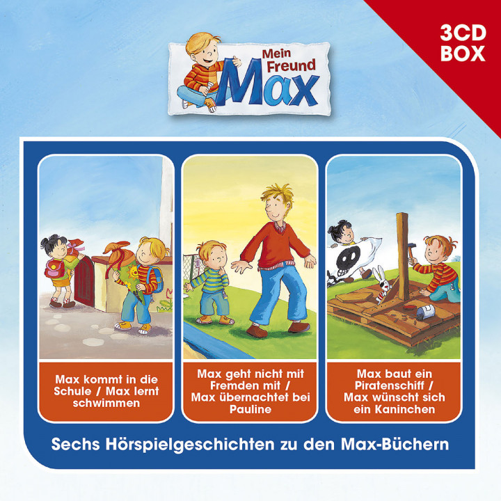 Max - Hörspielbox