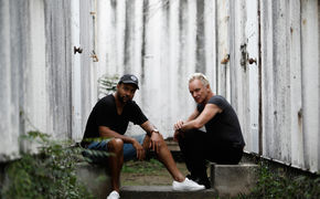 Sting, Sting & Shaggy veröffentlichen Trailer-Videos zu ihrem Album 44/876