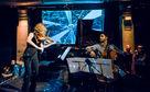 Kian Soltani, Begeisternd – Lisa Batiashvili und Kian Soltani wirbelten in der Yellow Lounge