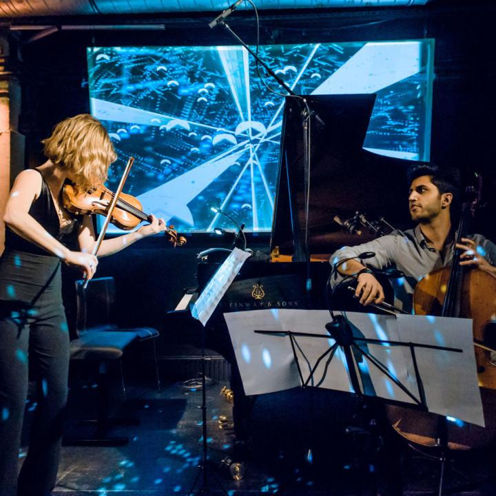 Lisa Batiashvili und Kian Soltani