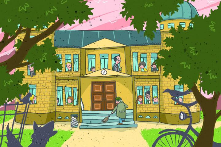 Die Schule der magischen Tiere News