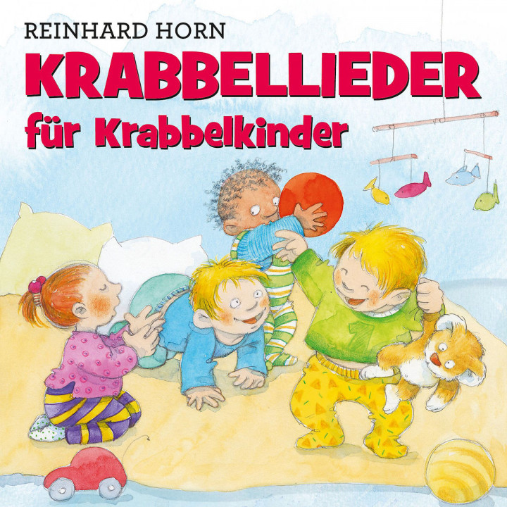 Krabbellieder für Krabbelkinder