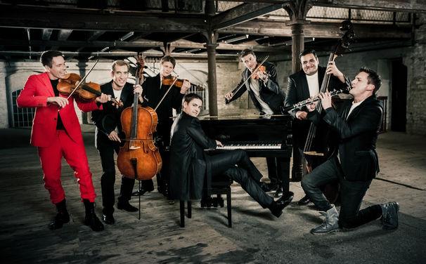Philharmonix, Unbändige Freude - Das Ensemble Philharmonix versprüht wilde Begeisterung in jedem Ton