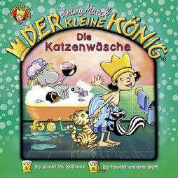 Der kleine König, 39: Die Katzenwäsche, 00602567138082