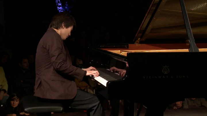 Chopin: Ballade Nr. 4 in f-Moll (Live from Yellow Lounge, Berlin / 2017)