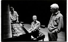 Keith Jarrett Trio 1983 - 2013, Keith Jarrett, Gary Peacock & Jack DeJohnette - Vorstoß zu der ...
