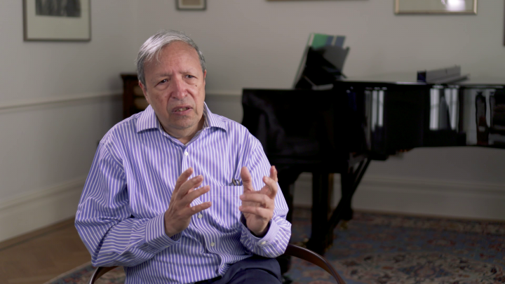Murray Perahia über Beethovens Mondscheinsonate