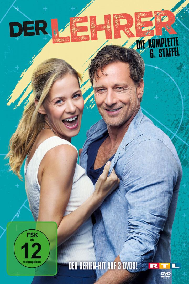 Der Lehrer - die komplette 6. Staffel (RTL)