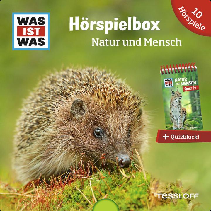 Was Ist Was 5-CD Hörspielbox - Natur und Mensch