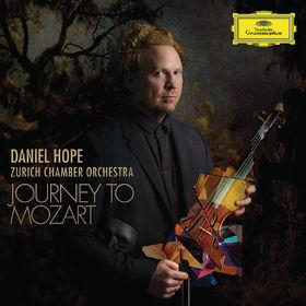 Daniel Hope, Journey To Mozart, 00028948350087