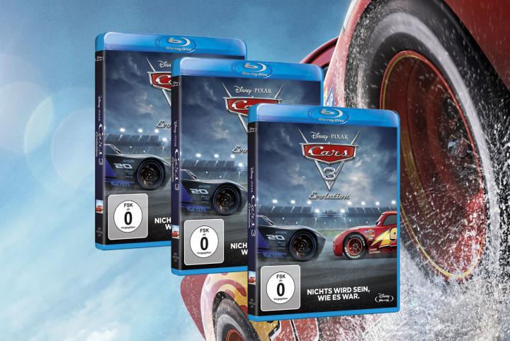 Cars 3 Gewinnspiel