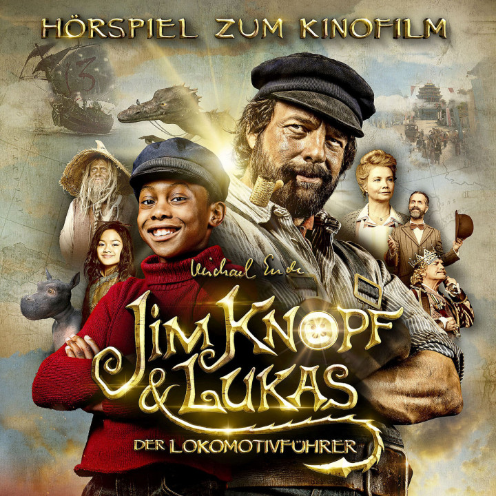 Jim Knopf - Das Original-Hörspiel zum Kinofilm