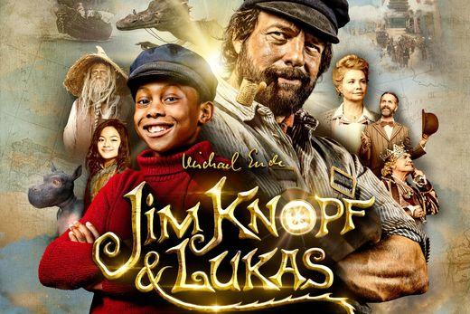 Jim Knopf und Lukas der Lokomotivführer