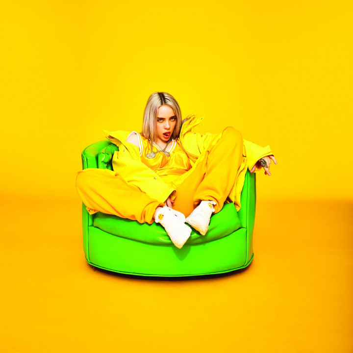 Billie Eilish Pressebilder 2018