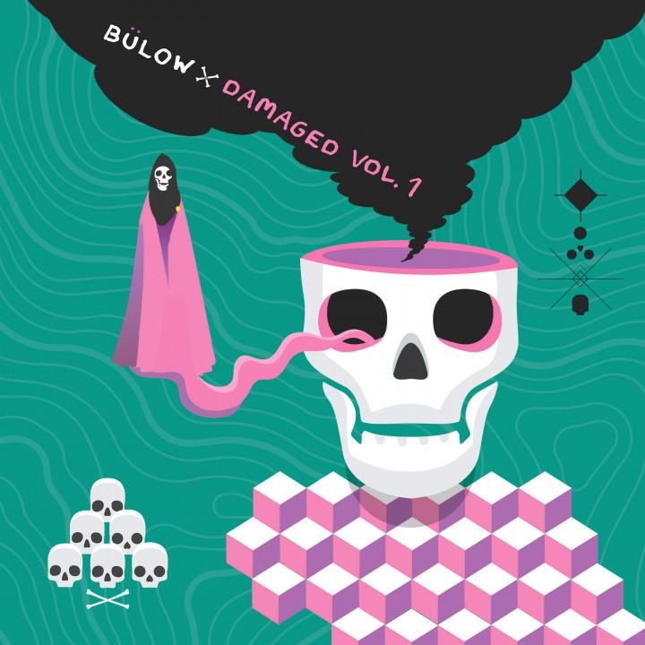 Bülow - Damage Vol. 1 Cover