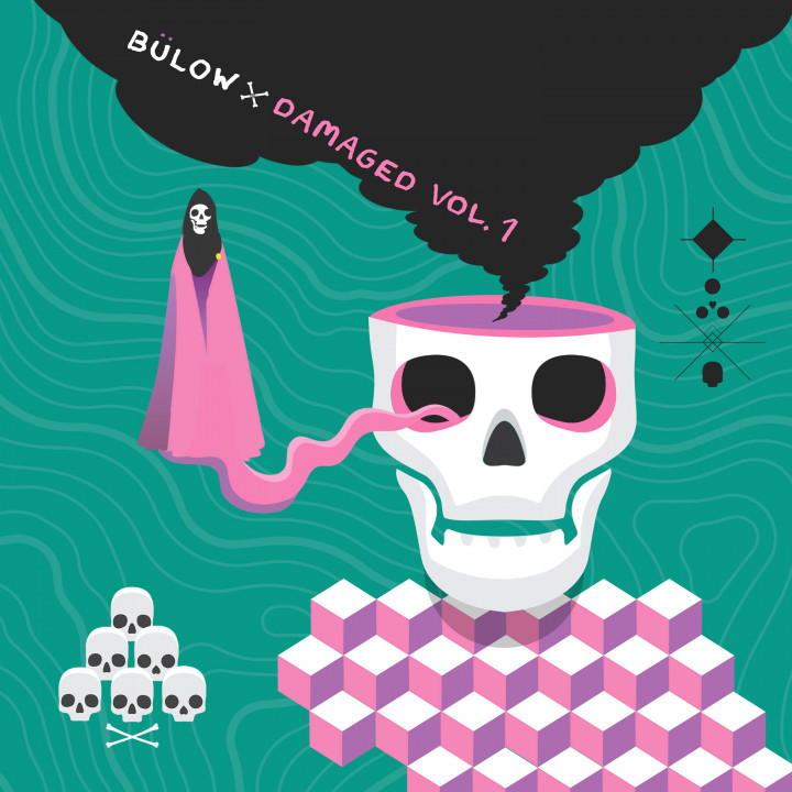Bülow - Damage Vol. 1 Cover