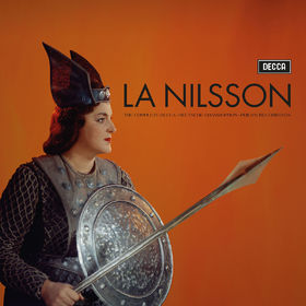 Birgit Nilsson, La Nilsson, 00028948327874