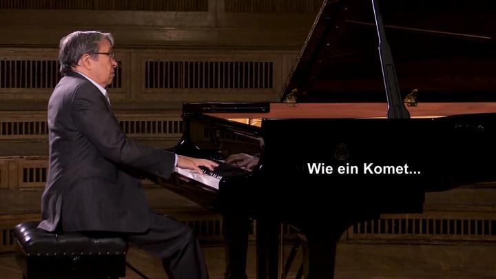 Murray Perahia über Beethovens Hammerklaviersonate