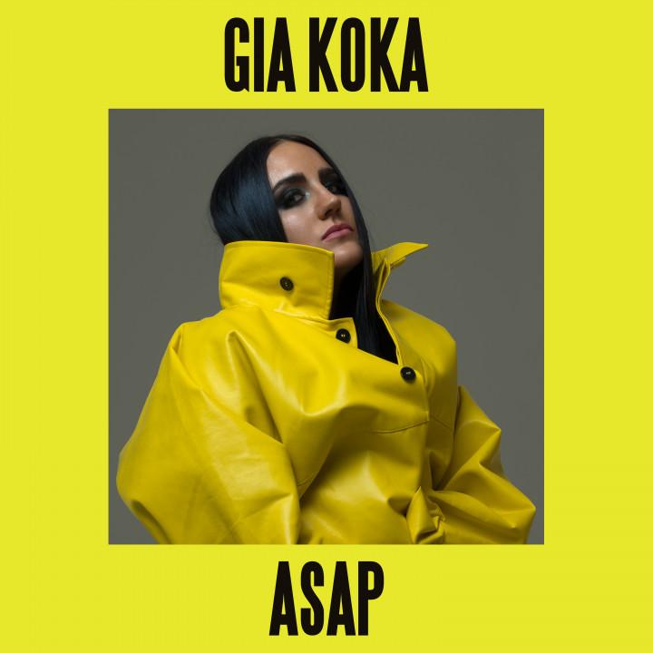 Gia Koka - ASAP Cover