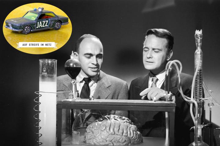 Auf Streife im Netz - Das Jazz-Gehirn