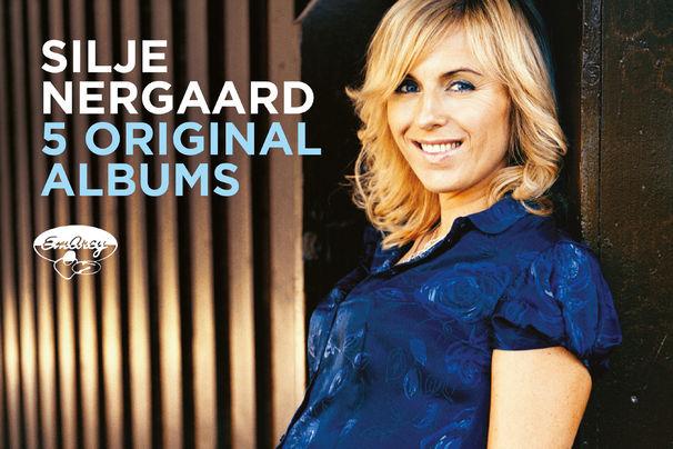 5 Original Albums, Silje Nergaard - Norwegens Jazz-Exportschlager