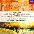 Herbert Blomstedt, Richard Strauss: Also sprach Zarathustra; Tod und Verklärung; Till Eulenspiegels lustige Streiche, 00028948339747