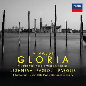 Julia Lezhneva, Vivaldi: Gloria; Nisi Dominus; Nulla in mundo pax, 00028948338740