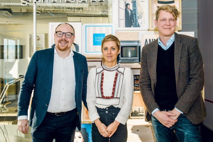 Clemes Trautmann, Agnes Obel, Christian Badzura