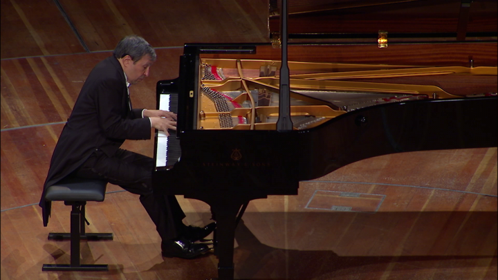 Murray Perahia über Beethoven
