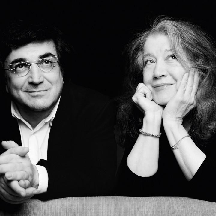 Martha Argerich und Sergei Babayan