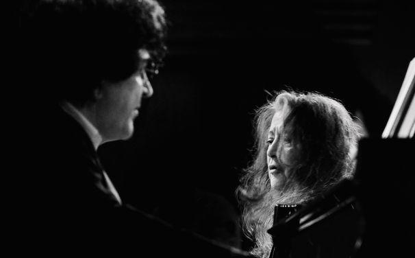 Martha Argerich, Prokofjew mal zwei: Martha Argerich und Sergei Babayan