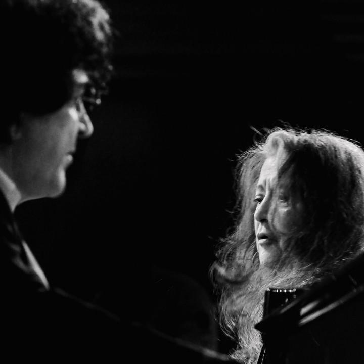 Sergei Babayan und Martha Argerich