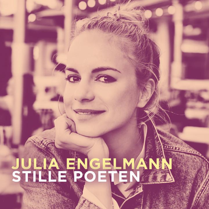 Cover Julia Engelmann Stille Poeten
