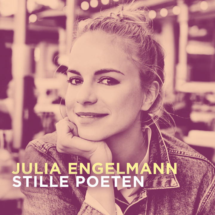 Cover Julia Engelmann Stille Poeten