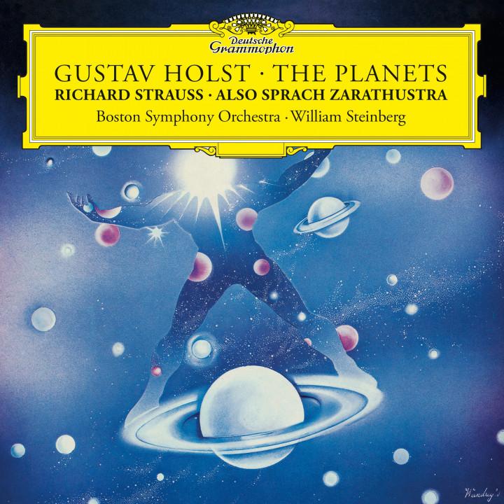 Holst: The Planets / R. Strauss: Also Sprach Zarathustra