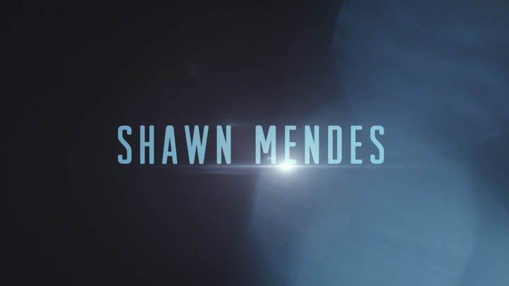 Shawn Mendes Video Trailer